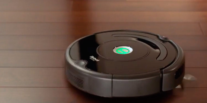 Review of iRobot Roomba 675 Robot Vacuum
