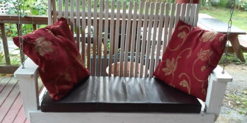 Review of Winsome Paige Bench Seat Cushion