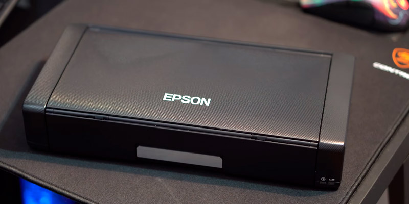 Review of Epson WorkForce WF-100 Wireless Mobile Printer