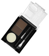 NYX Dark Brown / Brown Eyebrow Cake Powder Kit