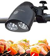 Grill Kindle Barbecue Grill Light with Super Bright LED Lights