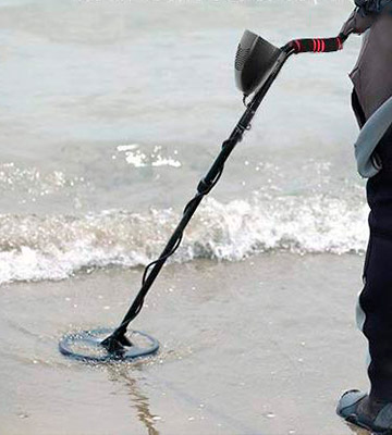 Review of RM RICOMAX GC-1028 Metal Detector for Underwater Metal Detecting