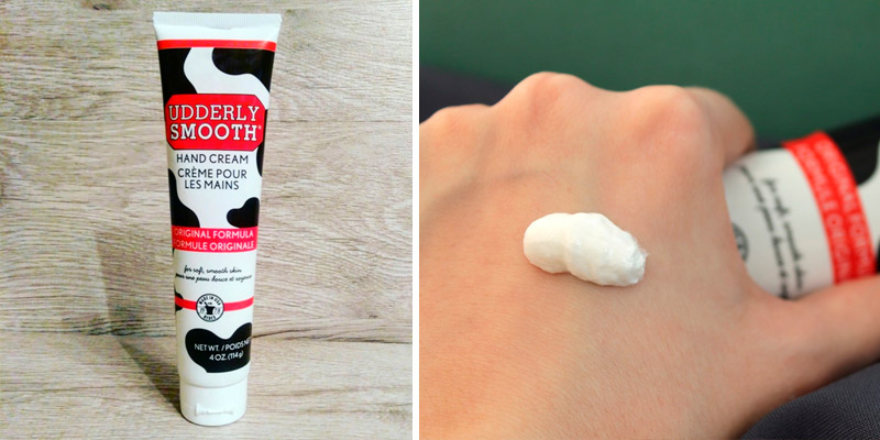 Review of Udderly Smooth Original Formula Smooth Hand Cream