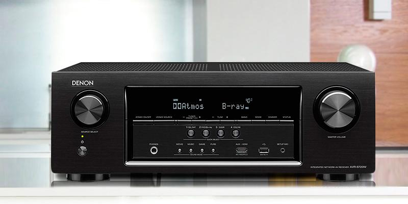 Review of Denon AVR-S720W Full 4K Ultra HD AV Receiver with Built-In Wi-Fi and Bluetooth