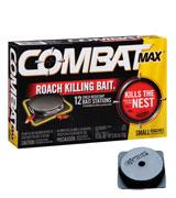 Combat Small Roach Bait Station