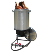 King Kooker 1265BF3 Portable Propane Outdoor Deep Frying