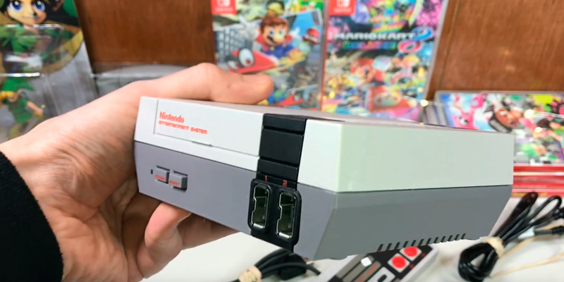 Review of Nintendo NES (CLV-001) Classic Edition Console