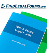 FindLegalForms Last Will and Testaments Legal Forms