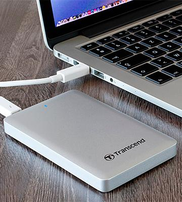 Review of Transcend StoreJet Thunderbolt External SSD