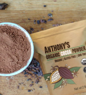 Review of Anthony's Organic Raw Cocoa Powder