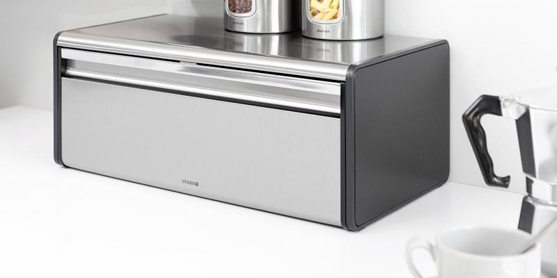 Review of Brabantia 299186 Matte Steel Fingerprint Proof