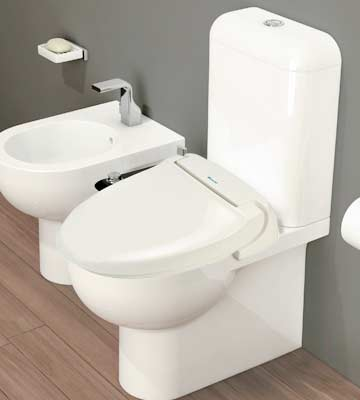 Review of Brondell Swash 300 S300-RW Round Advanced Bidet Toilet Seat