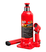 Torin T90603B Big Red Hydraulic Bottle Jack (6 Ton Capacity)
