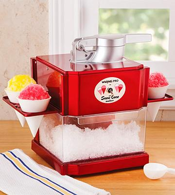 Review of Waring Pro SCM100 Snow Cone Maker