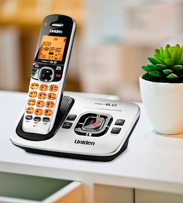 Review of Uniden D1780-2 Expandable Cordless Phone