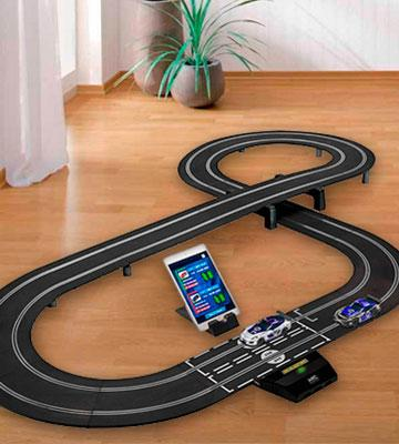 Review of Scalextric ARC One, App Race Control Set