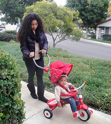 Review of Radio Flyer 811 4-in-1 Trike