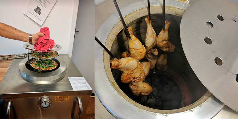 Review of PURI ETL/NSF/ANSI-Restaurant Tandoor Oven