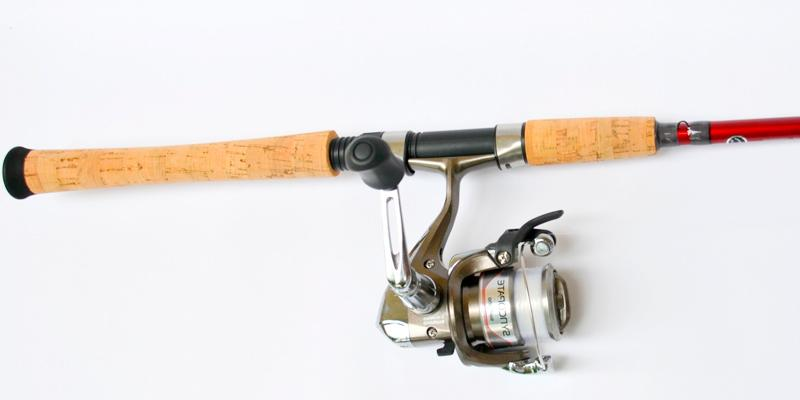 Shimano Stimula 2-Piece Spin Rod in the use