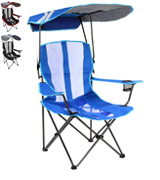 Kelsyus 80185 Original Canopy Beach Chair