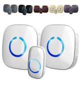 SadoTech CXR Portable Wireless Door Bell Kit