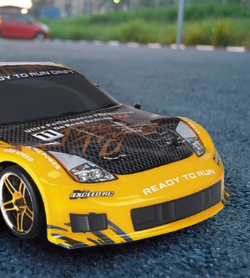 Review of Exceed RC Electric DriftStar RTR