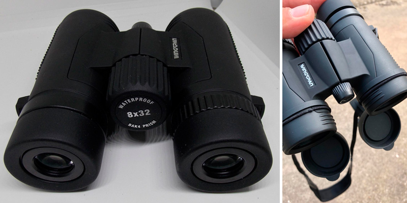 Detailed review of Wingspan Optics PS - 83201 Compact Binoculars for Bird Watching