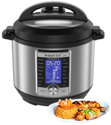 Instant Pot Ultra 60 (10-in-1) 6 Qt Multi- Use Programmable Pressure Cooker