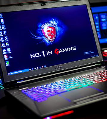 Review of MSI G Series GE72 Apache Pro-003 Gaming Laptop