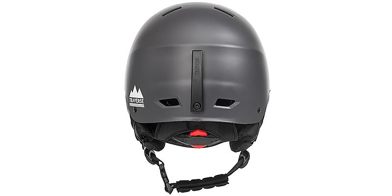 Review of Traverse Vigilis 2-in-1 Convertible Ski & Snowboard Helmet With Mini Visor