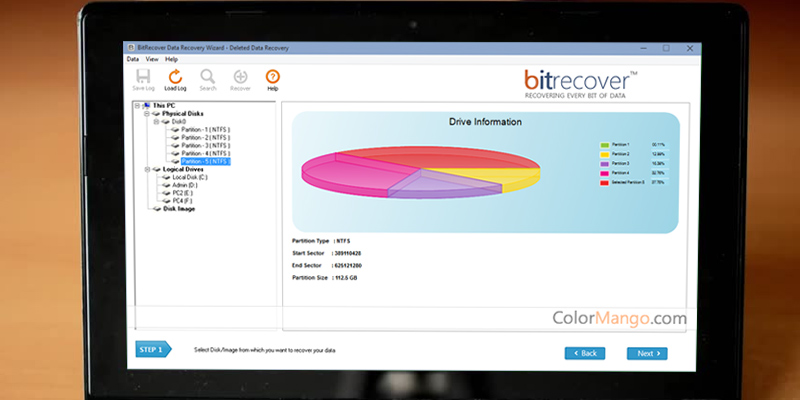 Review of BitRecover Data Recovery Software Personal License
