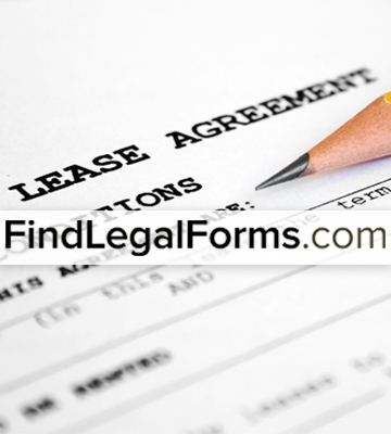 Review of FindLegalForms Lease Agreement