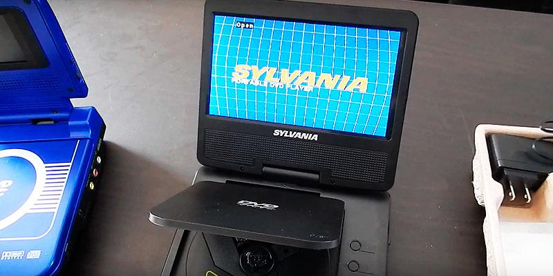 Review of Sylvania SDVD1256 Portable DVD Player
