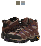 Merrell MOAB 2 VENT MID-W Hiking Boots