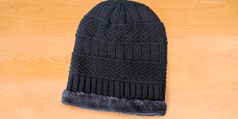 Review of Loritta Beanie Hat with dual layers