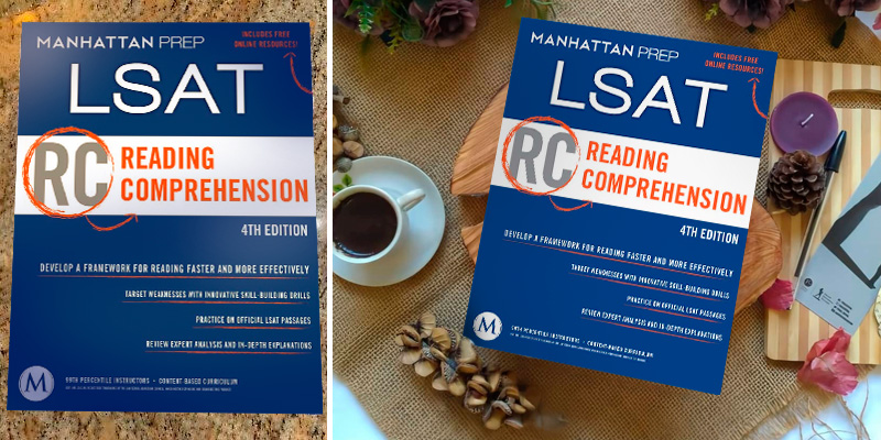 Review of Manhattan Prep Publishing LSAT Reading Comprehension Manhattan Prep LSAT Strategy Guides
