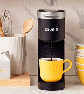 Review of Keurig K-Mini Single Serve Coffee Maker