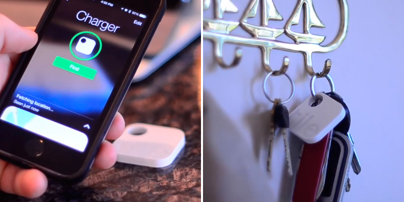Review of Tile (Gen 2) Key Finder. Phone Finder. Anything Finder