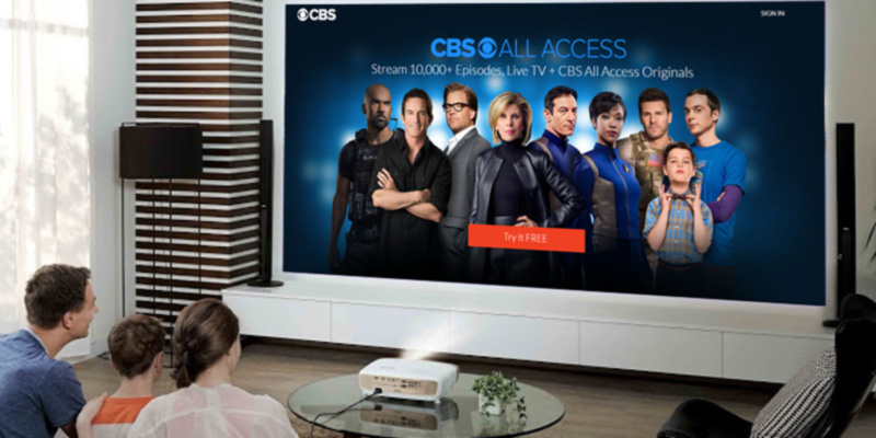 Review of CBS Stream Live TV, Sports and News