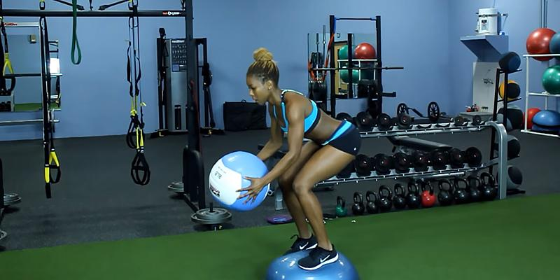 Review of Bosu Balance Trainer Half-Ball
