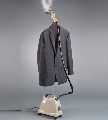Review of Jiffy J-2000M Garment Steamer