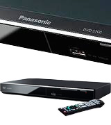Panasonic S700 DVD Player (HDMI, 1080p Upscale, USB)