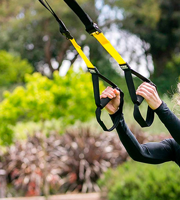 Review of TRX ALL-IN-ONE Suspension Training equipment kit