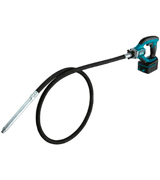 Makita XRV02Z 8V LXT Lithium-Ion Cordless 8-Feet Concrete Vibrator