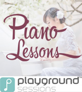 Playground Sessions Piano Lessons