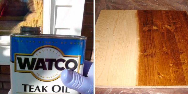 Review of Watco A67141 Teak Oil Finish