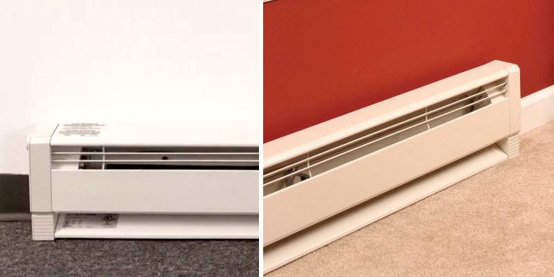 Marley HBB1000 BASEBOARD HEATERS in the use