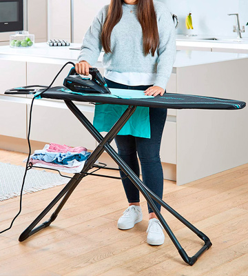 Review of Minky Homecare Ergo Plus Ironing Board