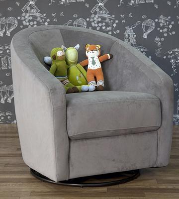 Review of Babyletto Madison Swivel Glider Chair
