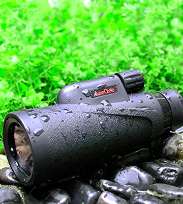 Review of MeeQee MON-JL-1 High Power Monocular